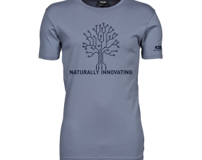 Atami Lifestyle T-shirt - Naturally Innovating Flint Stone (men) (Maat: L)