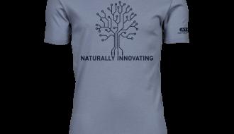 Atami Lifestyle T-shirt - Naturally Innovating Flint Stone (men) (Maat: L)