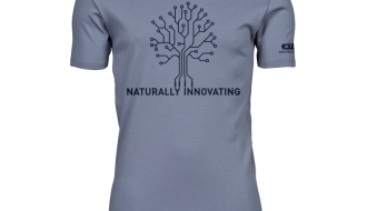 Atami Lifestyle T-shirt - Naturally Innovating Flint Stone (men) (Maat: M)