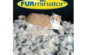 Furminator Deluxe voor de kleine kat Lang Haar