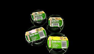 Gardman Spandraad 1.2mm Groen (Lengte: 100m)