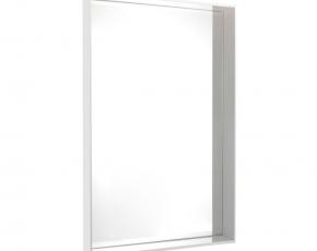 kartell only me spiegel 80x180 cm wit. Black Bedroom Furniture Sets. Home Design Ideas