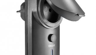 Somfy Afstandbedienbaar Stopcontact Outdoor (type F)