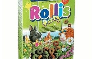 Vitakraft Rollis Party Knaagdiersnacks Rollis Party