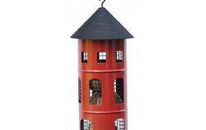 Kombimatare vogelvoedersysteem - Rood