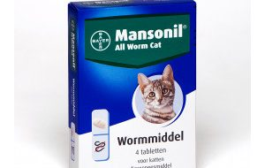Mansonil All Worm Kat 2 Tabletten