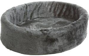 Teddymand - Zwart-70 x 60 cm
