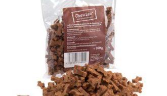 Chewies Botjes Kauwsnacks - Voordeelpakket: 4 x 200 g Gevogelte-smaak