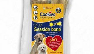 Cookie´s Hondensnacks Seaside Bone - Voordeelpakket: 12 x 16 cm