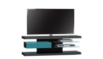 Jahnke Tv Meubel : Jahnke moebel tv meubel sl led zwart petrol groen