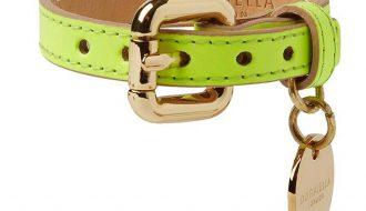 Dogatella Dogatella Glow Armband yellow