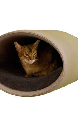 Pet Interiors Pet-Interiors Rondo Wall Vilt Kattenhuis
