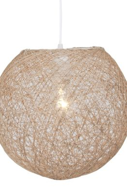 Hanglamp Bumble Wit / Beige