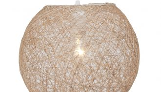Hanglamp Bumble Wit / Beige