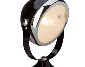 Tafellamp Rider zwart