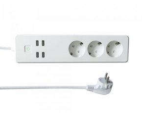WOOX R4028 Smart Multi Plug