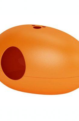SinDesign SinDesign Poopoopeedo Kattenbak oranje